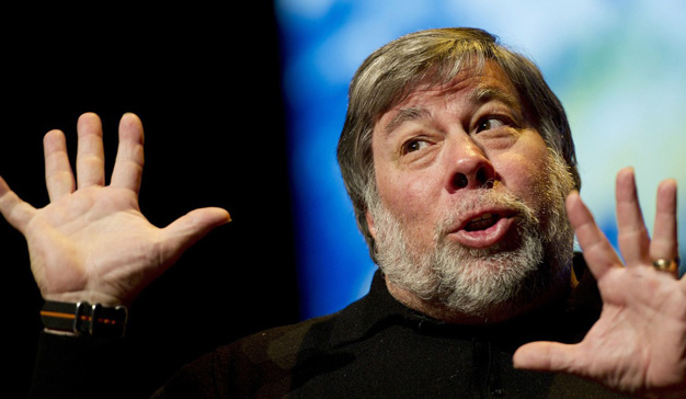 El cofundador de Apple, Steve Wozniak, reniega de Google y Facebook