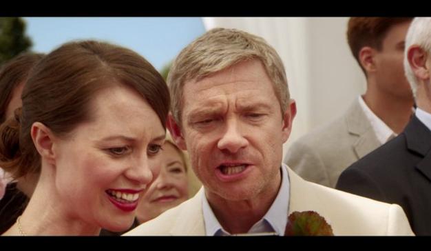 Martin Freeman protagoniza el nuevo spot de Vodafone ambientado en una boda en Mallorca