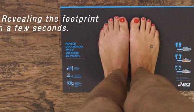 Asics lanza una inteligente campaña para dar con las zapatillas perfectas para cada runner