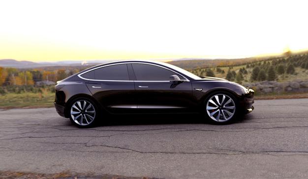 El Tesla Model 3 está a punto de caramelo y se lanzará a la carretera el 28 de julio