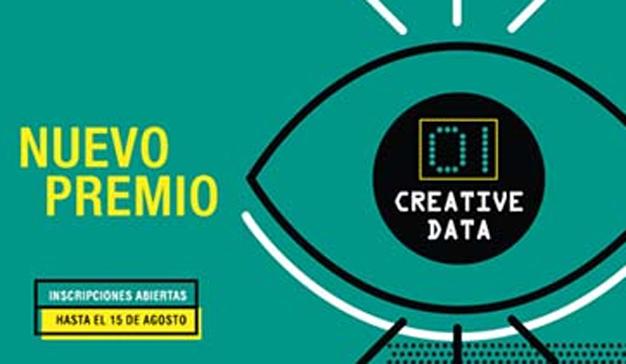 El Ojo Creative Data: nuevo premio para hacer historia