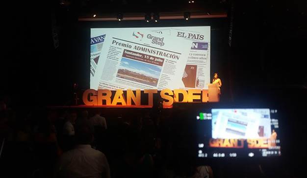 Eventisimo organiza el evento interno de Grand Step