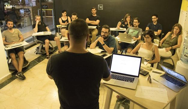 Arranca el nuevo curso en la escuela EDIT., la mejor formación en el sector digital