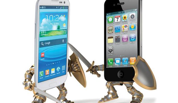 La cuota de mercado de Samsung es superior a la de Apple desde hace cinco años