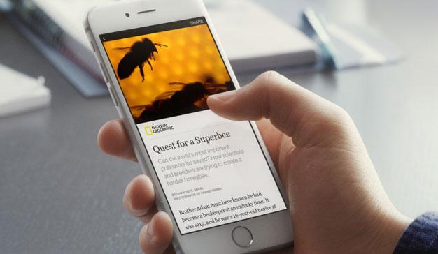 Facebook deja de ofrecer Instant Articles en Messenger
