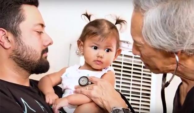 TBWA crea esta conmovedora campaña para un hospital pediátrico