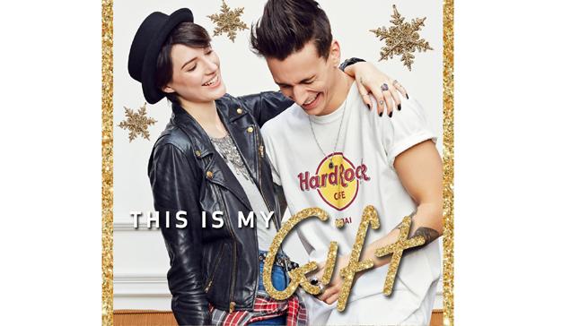 """Hard Rock Cafe Madrid estrena su nueva colección de ropa """"My Gift"""""""