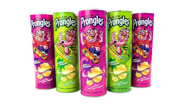Esta nueva marca de snacks está inspirada en Donald Trump