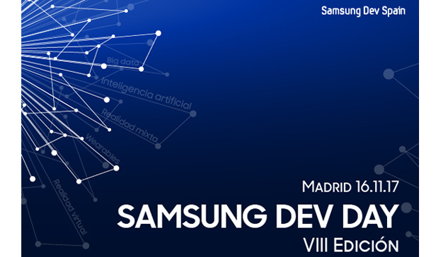 Samsung Dev Spain estará centrado en la inteligencia artificial y la realidad virtual