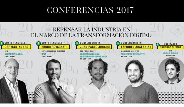 Los efectos de la transformación digital en El Ojo 2017