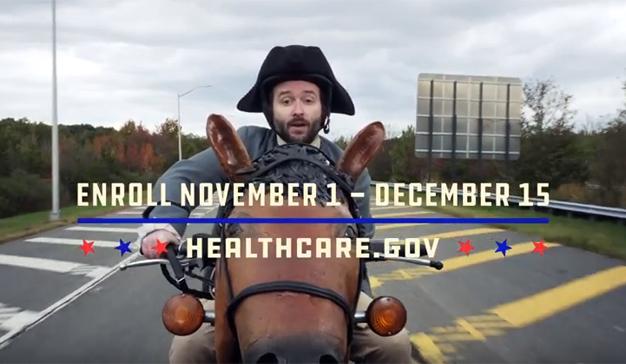 Esta campaña anima a los estadounidenses a informarse sobre el Obamacare