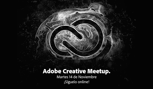 Siga en directo el Adobe Creative Meet Up de Londres para conocer las novedades creativas que marcarán 2018