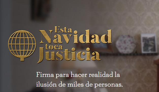 """""""Esta Navidad toca justicia"""" para las víctimas del franquismo gracias a Amnistía Internacional"""