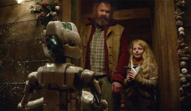 Este emotivo spot de Edeka le desea Feliz Navidad desde el (robótico) año 2117