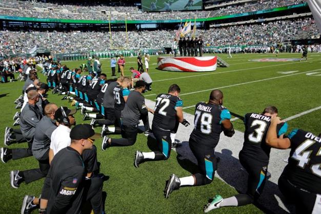 Las marcas amenazan a la NFL: su publicidad o la visibilidad de las protestas