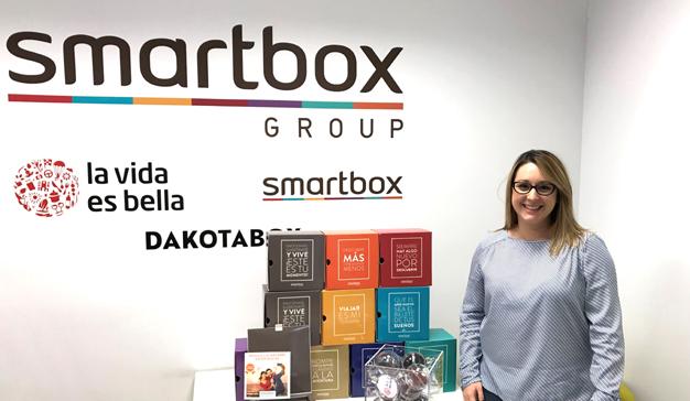 """""""Las empresas españolas buscan regalar felicidad con sus campañas para sorprender a clientes y empleados"""", S. Martín (Smartbox Group)"""