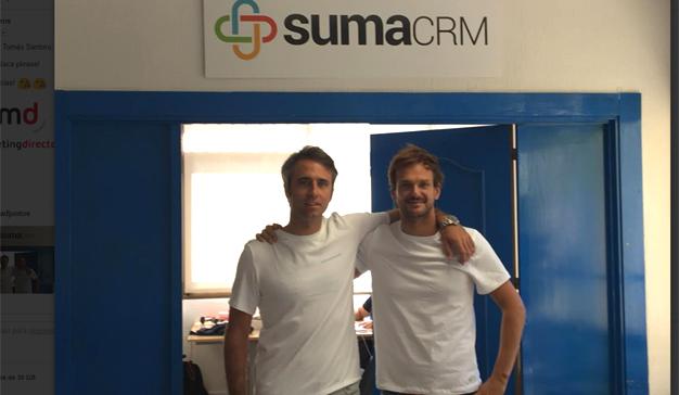 """T. Santoro (SumaCRM): """"el cliente es el centro de la empresa y todo lo haces pensando en darle el mejor servicio"""""""