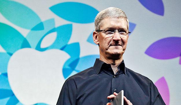 Los buenos resultados de Apple hacen que Tim Cook obtenga 9 millones en primas