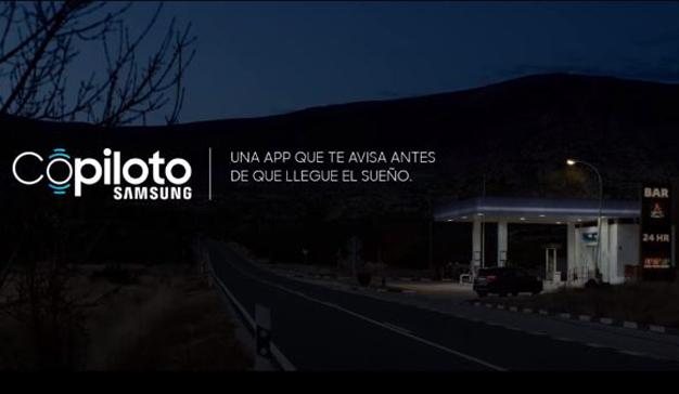 Con esta app, Samsung y Cheil quieren reducir los accidentes de tráfico