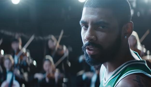 Kyrie Irving protagoniza y dirige este delirante spot de Nike