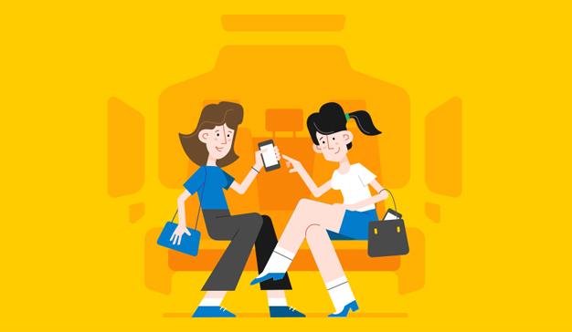mytaxi estrena en Alemania (y pronto en España) un nuevo servicio para compartir taxi