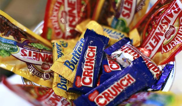 Ferrero se dispone a hincar el diente a las chocolatinas de Nestlé en Estados Unidos
