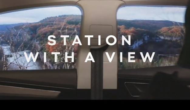 Skoda sumerge a los parisinos en un viaje inmersivo en el metro de París