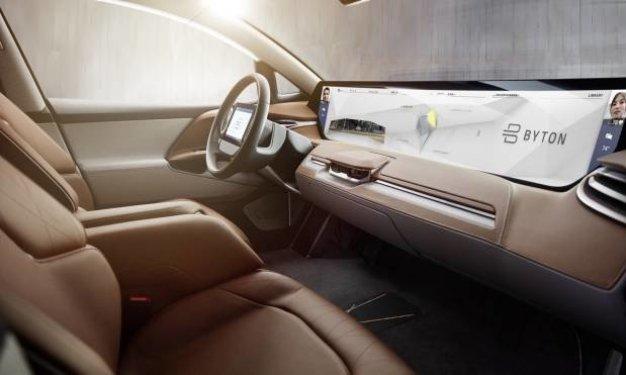 El coche eléctrico y (casi) autónomo de la compañía china Byton o la peor pesadilla de Tesla