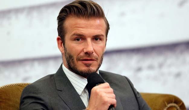 Beckham y L'Oréal lanzan al mercado una marca de cosmética masculina