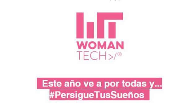 """WomanTech crea """"persigue tus sueños"""" para luchar contra la brecha de género"""