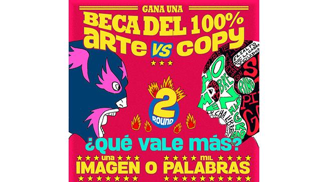 Última semana para las inscripciones del concurso Arte vs Copy