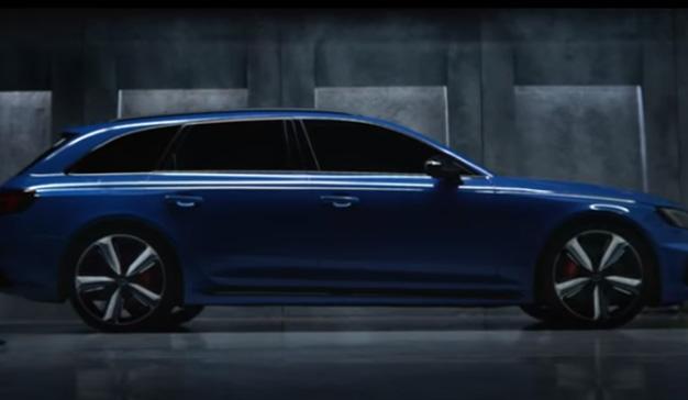 El ruido del motor apagándose es el único sonido que se escucha en esta campaña de Audi