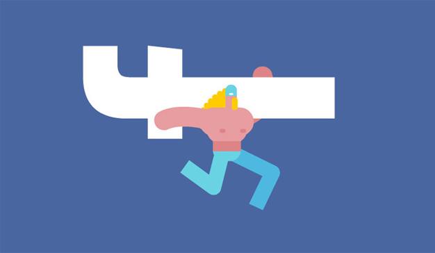 Los contenidos de las marcas y los medios pasan por la guillotina en Facebook