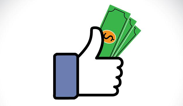 Facebook conseguiría alcanzar a la prensa estadounidense en inversión publicitaria este 2018