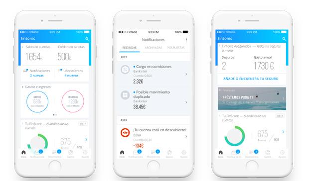 Fintonic, la aplicación ideal para controlar los gastos con máxima seguridad (y llegar a final de mes)