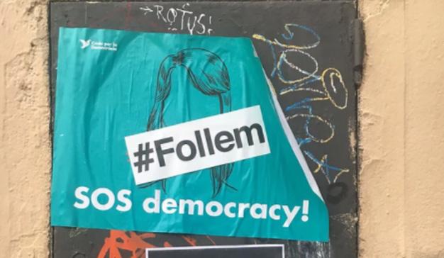#Follem, la iniciativa que surge por si el Parlem falla