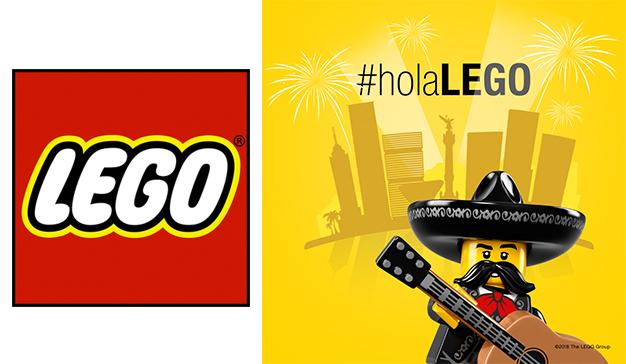 LEGO anuncia la próxima apertura de su primera tienda en México