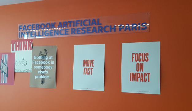 Facebook aumentará la inversión en su centro de IA en París