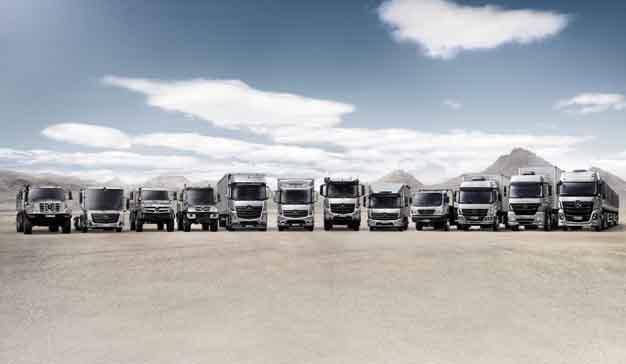 Darwin Social Noise comienza a trabajar para Mercedes-Benz Trucks España