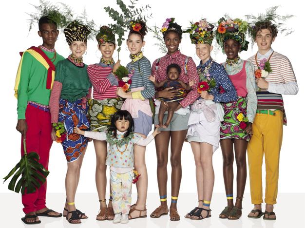 Benetton y Oliviero Toscani celebran la diversidad en su campaña para primavera