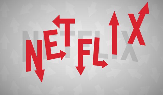 """Netflix empieza el 2018 con un """"subidón"""" del 45% en Bolsa"""