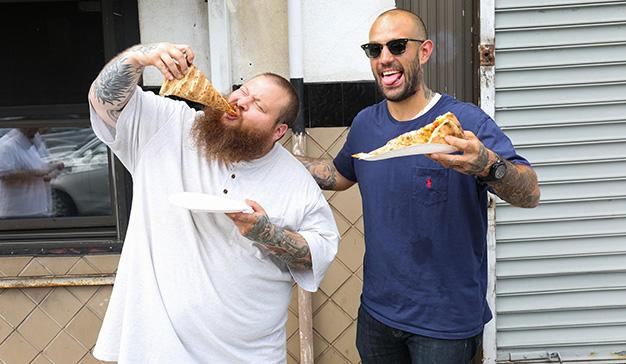 El canal Odisea estrena The pizza Show en  Viceland