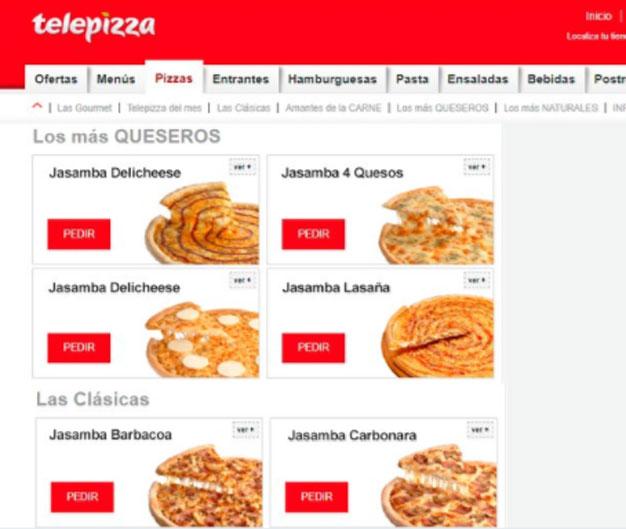 """Telepizza invita a los concursantes de Operación Triunfo a hacer sus propias """"Telehassambas"""""""
