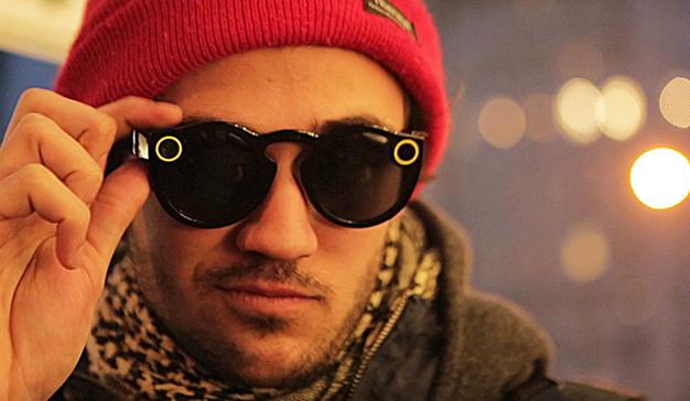 Snapchat podría lanzar una versión mejorada de sus gafas Spectacles
