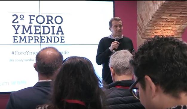 """""""La publicidad tiene mucho poder para generar demanda inmediata"""",  Roger Sendra (Ymedia)"""