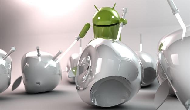 """Los usuarios de Android son menos proclives a las """"canitas al aire"""" que los de iOS"""