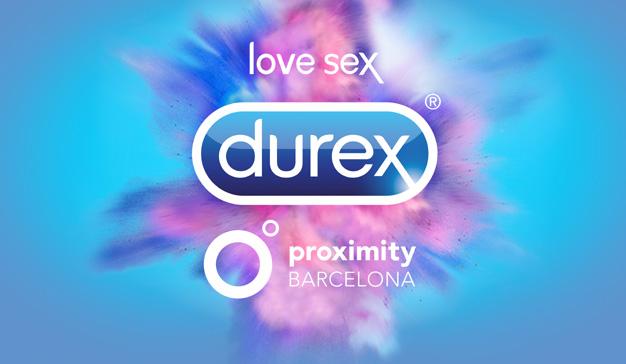Proximity Barcelona empieza a trabajar con Durex