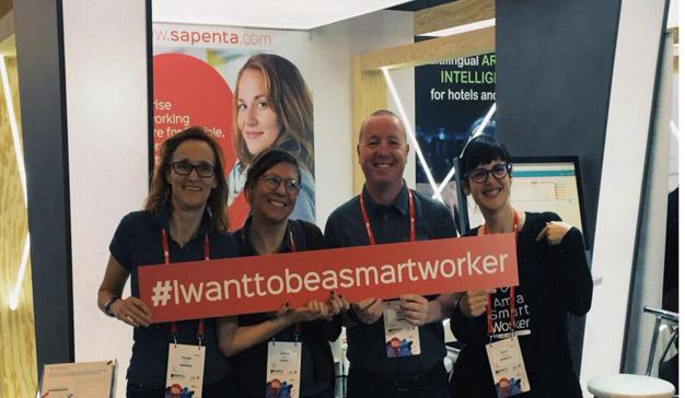 """Sapenta, el software empresarial """"todo en uno"""" que crea un entorno de trabajo idóneo"""
