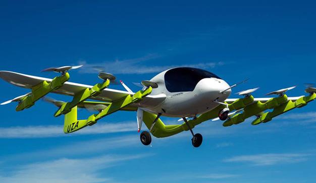 Podrá sobrevolar Nueva Zelanda gracias al taxi volador de Kitty Hawk