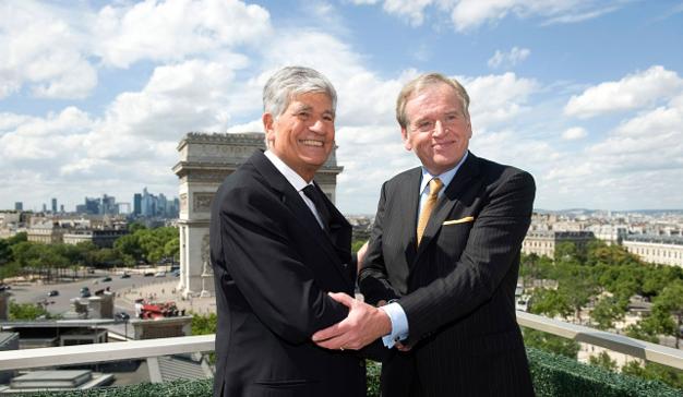 Sir Martin Sorrell a través de los tiempos: un repaso a su historia en WPP